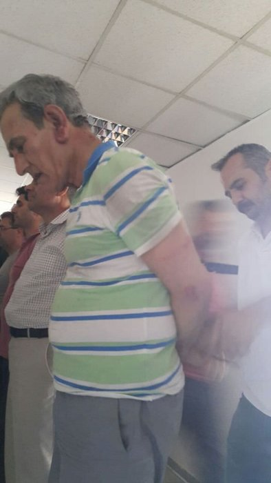 Akın Öztürk'ün ilk fotoğrafı