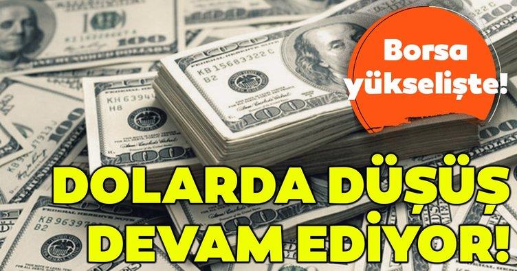 Döviz piyasasında dolar ve euro kaç TL? Borsa İstanbul yükselişte!