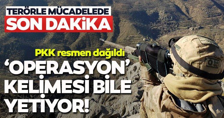Güvenlik uzmanlarından son dakika bilgisi: PKK'yı artık operasyon kelimesi bile korkutuyor