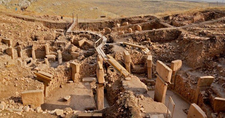 Dünyanın en eski tapınağı 'Göbeklitepe'