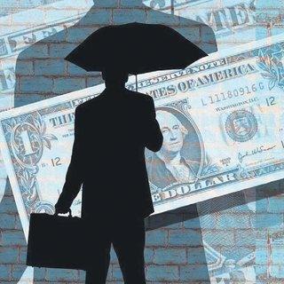 Yurtdışına para kaçıran yandı
