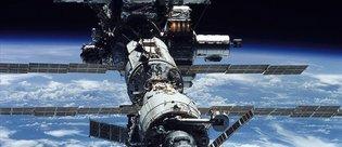 ISS'de duman alarmları çaldı