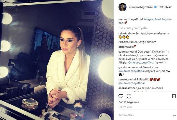 Ünlülerin Instagram paylaşımları (17.12.2017)
