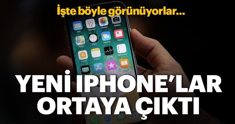 İşte karşınızda yeni iPhone'lar (iPhone X Plus, yeni iPhone X ve iPhone X Lite karşılaştırması)