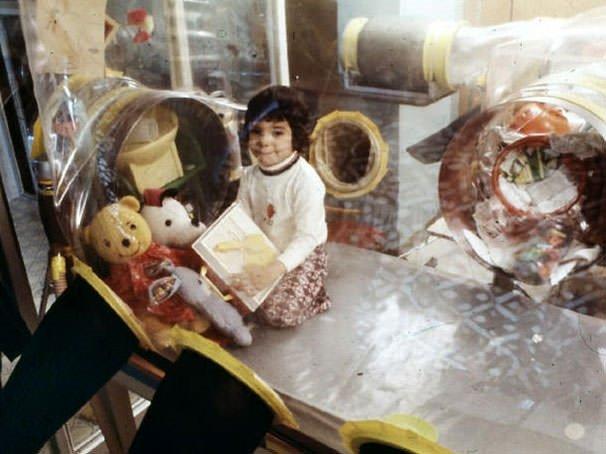 Balon çocuğun inanılmaz hikayesi