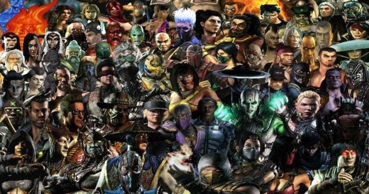 Johnny Cage Ve Scorpion Hangi Dövüş Oyunu Karakterleridir Ipucu