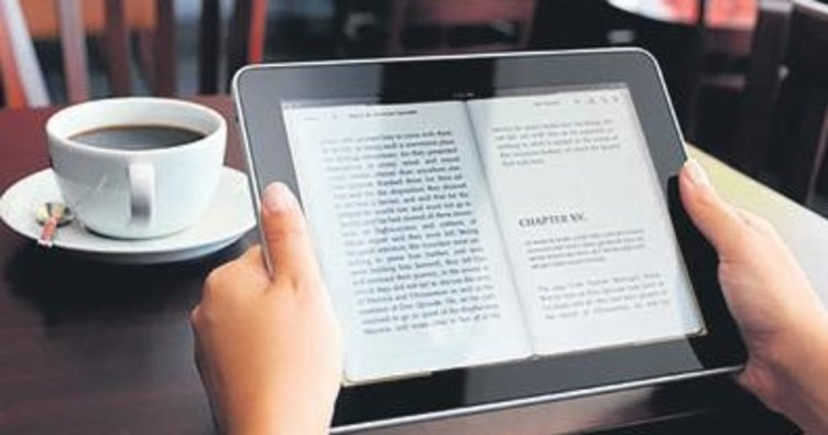 İnternet reklamına vergi e-kitap'a KDV