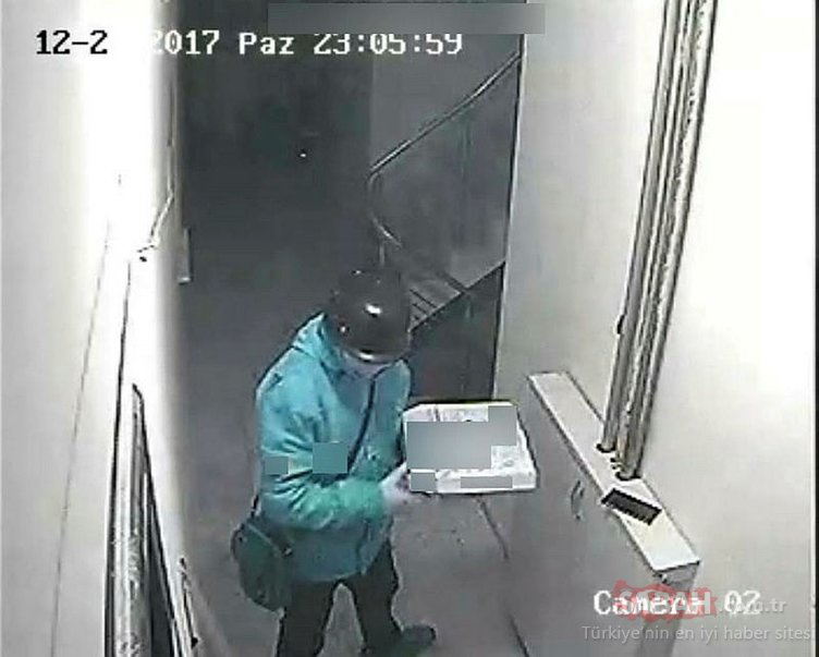 Pizzaya tüküren kuryeye ağır ceza mahkemesinde dava açıldı!
