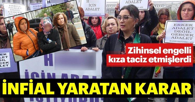 Son dakika haber: Giresun'da engelli genç kıza cinsel saldırıda beraat kararı çıktı