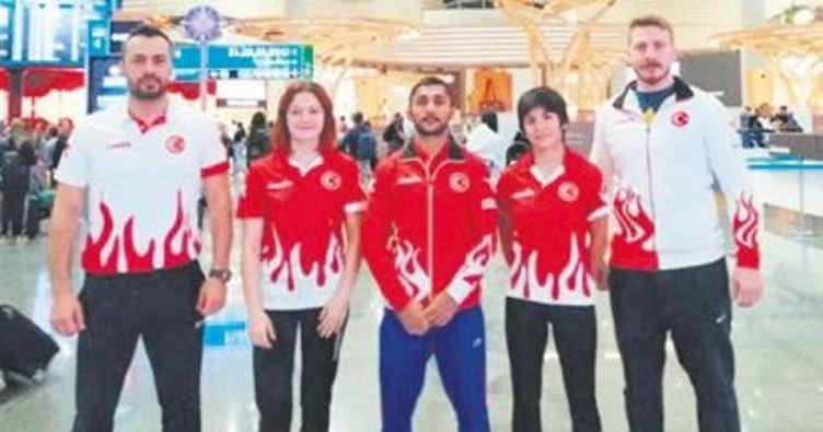 Genç judocular, Avrupa Şampiyonası'na hazır