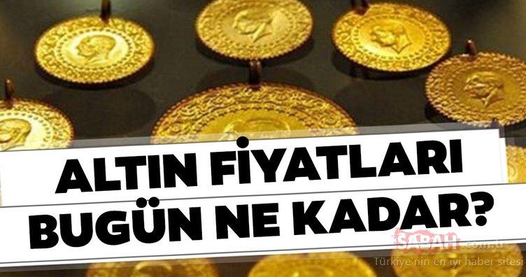 Son dakika haberi! Altın fiyatları hareketlendi! 8 Eylül canlı gram, cumhuriyet ve çeyrek altın fiyatları ne kadar, kaç TL oldu?