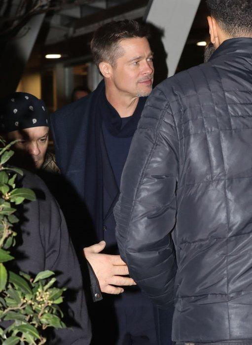 Brad Pitt'in son görüntüsü hayranlarını hayal kırıklığın uğrattı