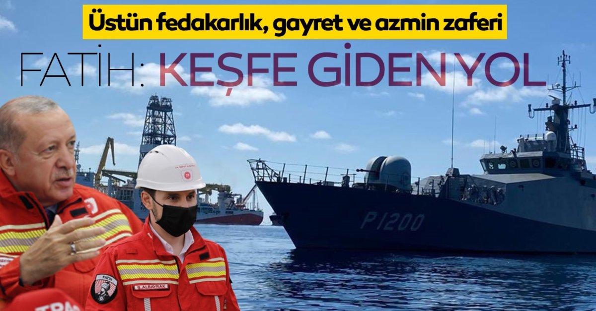 Karadeniz'de büyük bir keşfe imza atan Fatih'in hikayesini anlatan 'Fatih: Keşfe Giden Yol' Belgeseli…