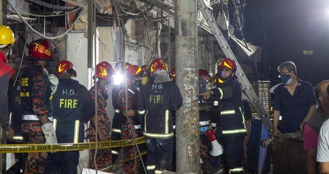 Bangladeş'te şiddetli patlama! 7 kişi hayatını kaybetti, 50'den fazla yaralı var