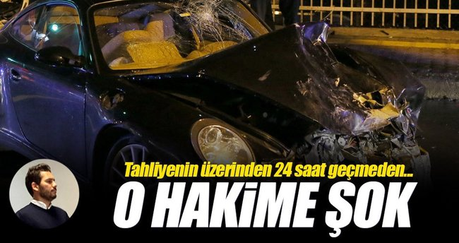 Rüzgar Çetin'i bırakan hakime dava!