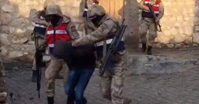 Siirt'te terör suçundan aranan 2 kişi yakalandı