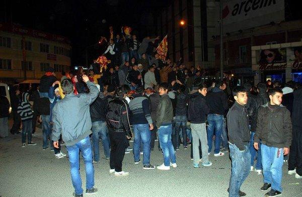 Fenerbahçe - Galatasaray derbisi sonrası gerginlik
