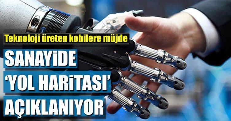 Türkiye'nin 'Sanayi 4.0 Yol Haritası' bu ay içinde açıklanacak