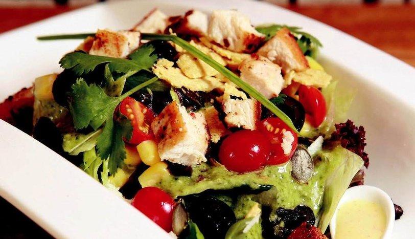 Meksika Sezar Salatası