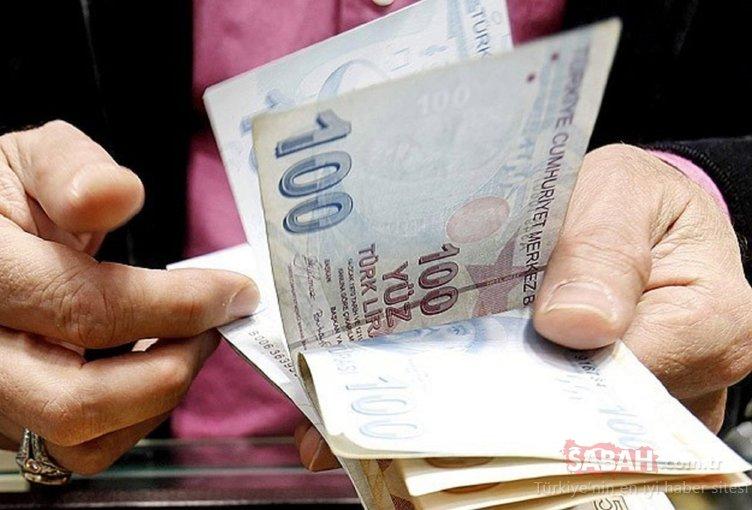 Son dakika haberi: Emekliye Bayram ikramiyeleri ödenmeye başladı - Emekli maaşları ne zaman ödenecek?