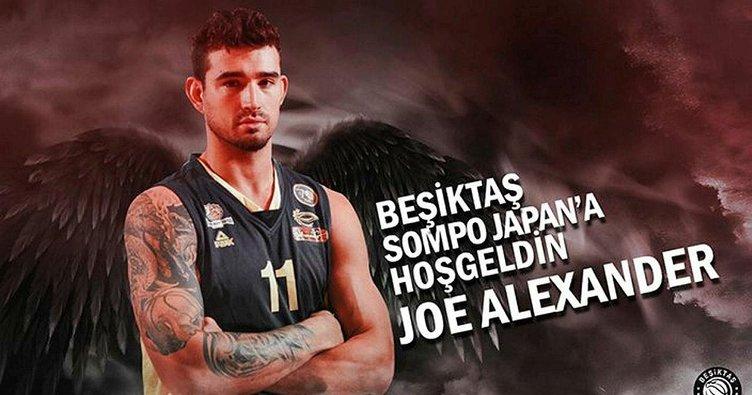 Joe Alexander Beşiktaş'ta
