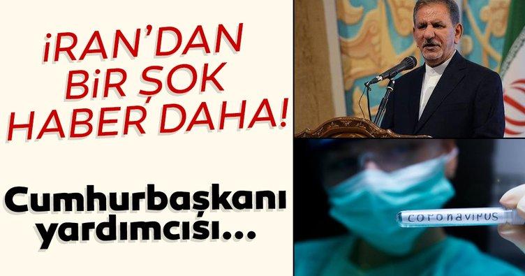 Son Dakika Haberi: İran Cumhurbaşkanı yardımcısı koronavirüse yakalandı