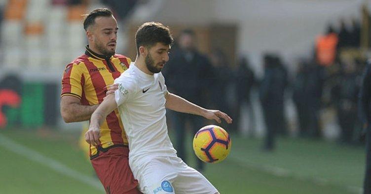 Maç Sonucu & Goller   Yeni Malatyaspor 2-0 Antalyaspor