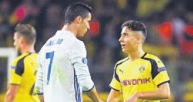 Ronaldo, Emre'yi takipte