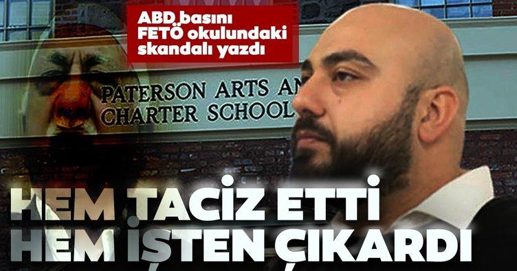 FETÖ okulunda taciz skandalı! ABD basını FETÖ okulundaki taciz skandalını yazdı