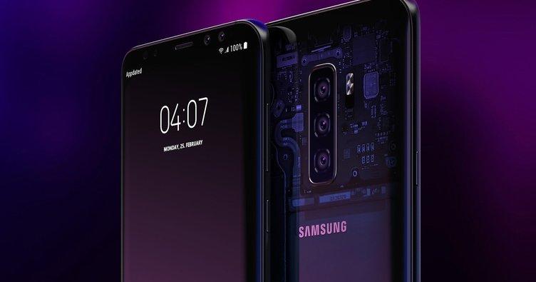 Galaxy S10'da sürpriz özellik