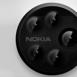 Nokia, 5 kameralı telefon geliştiriyor!
