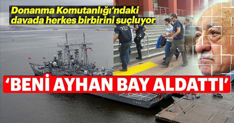 Donanma Komutanlığı'ndaki darbe girişimi davası