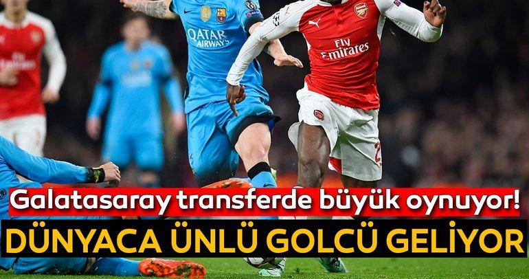 Son dakika Galatasaray transfer haberleri! Galatasaray dünyaca ünlü yıldızla anlaşmak üzere...