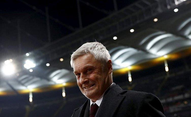 Armin Veh'in yerine Türk teknik direktör