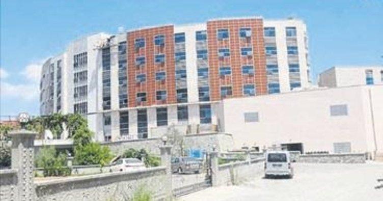 Anamur devlet hastanesi yeni binasına taşınıyor