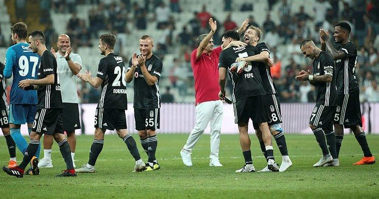 Beşiktaş'ın kasasına girecek rakam belli oldu