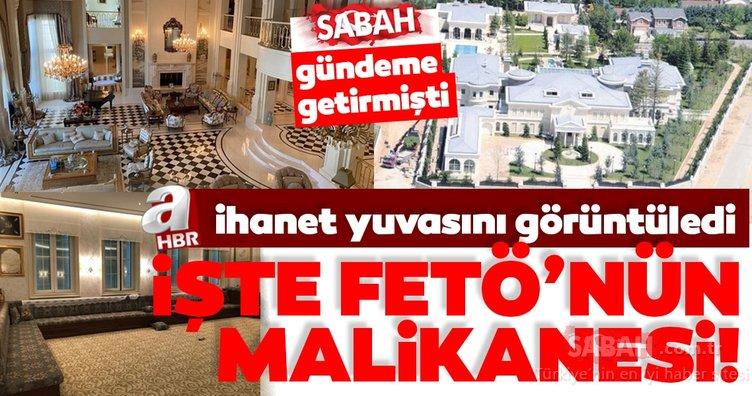 Son dakika haberi: Darbeciler sözde 'Bakanlar Kurulu' masası bile hazırlamış! İşte FETÖ'nün Ankara'daki malikanesi...