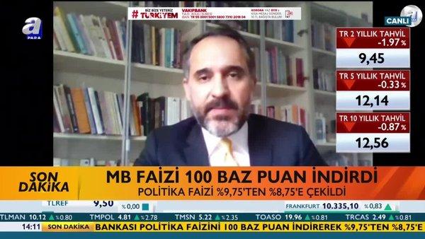 Atılım Murat: Enflasyonda piyasa tahminlerinin ötesinde bir düşüş bekleniyor | Video