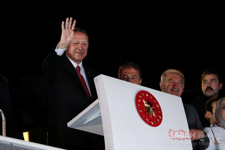 Başkan Erdoğan'dan Kırgız teğmenlere jest