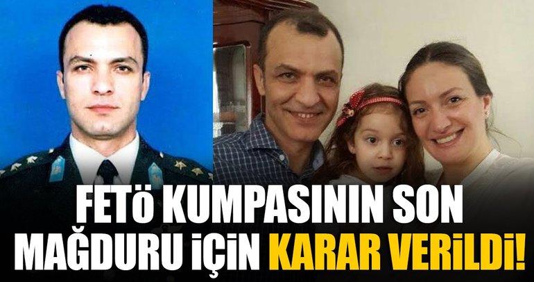 FETÖ kumpası mağduru Murat Eren beraat etti