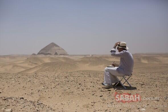 4 bin 600 yıl sonra açığa çıktı! Büyük gizem çözülüyor