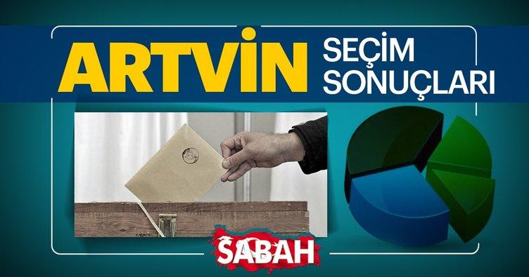 Artvin yerel seçim sonuçları ve oy oranları bu akşam burada olacak! 31 Mart 2019 Artvin Belediye Başkanı kim olacak?
