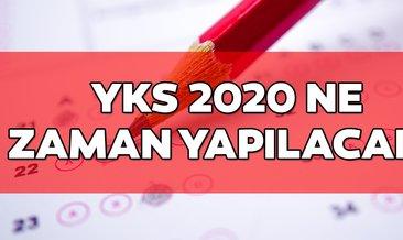 YKS 2020 ne zaman yapılacak? ÖSYM ile 2020 YKS üniversite sınav tarihi belli oldu mu?