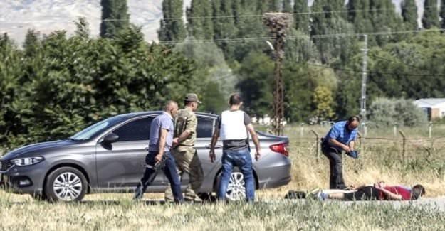 Adil Öksüz'ün tuvalet, Polis aracı ve tutanak öyküsü şok etti!