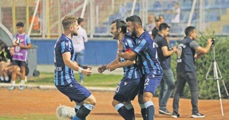 Adana Demirspor parçaladı