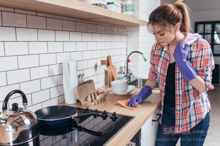 Bu uyarılara dikkat! İşte mutfakta yapılan 12 hata