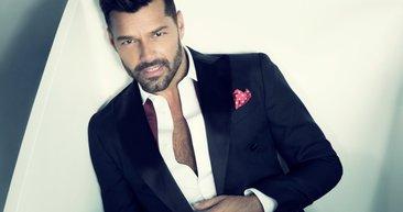 Tek motivasyon kaynağım...Ricky Martin Sabah'a konuştu!