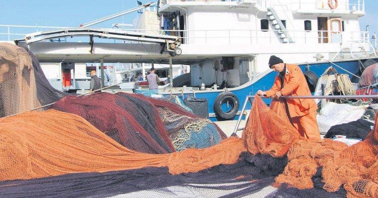 Balık avı sezonu sona erdi