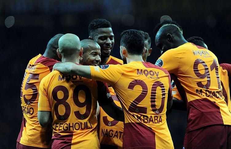Galatasaray 'yine' şampiyon olabilir mi? O istatistik...