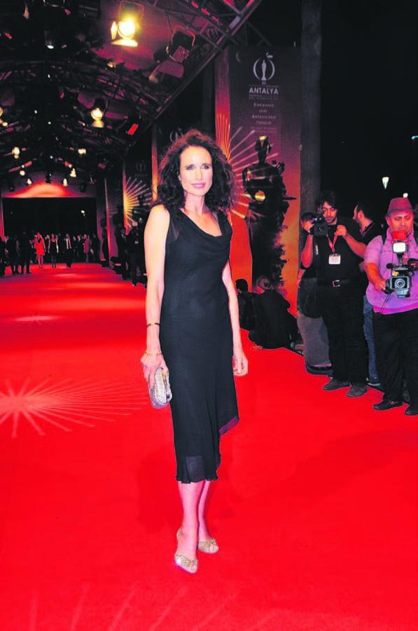 Antalya Film Festivali görkemli bir törenle başladı